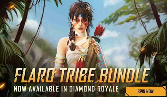 Flaro Tribe Bundle Google Play Redeem Code For Diamond Top-up