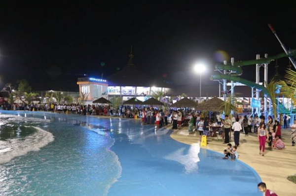 wisata cirebon hits Taman Wisata Siwalk