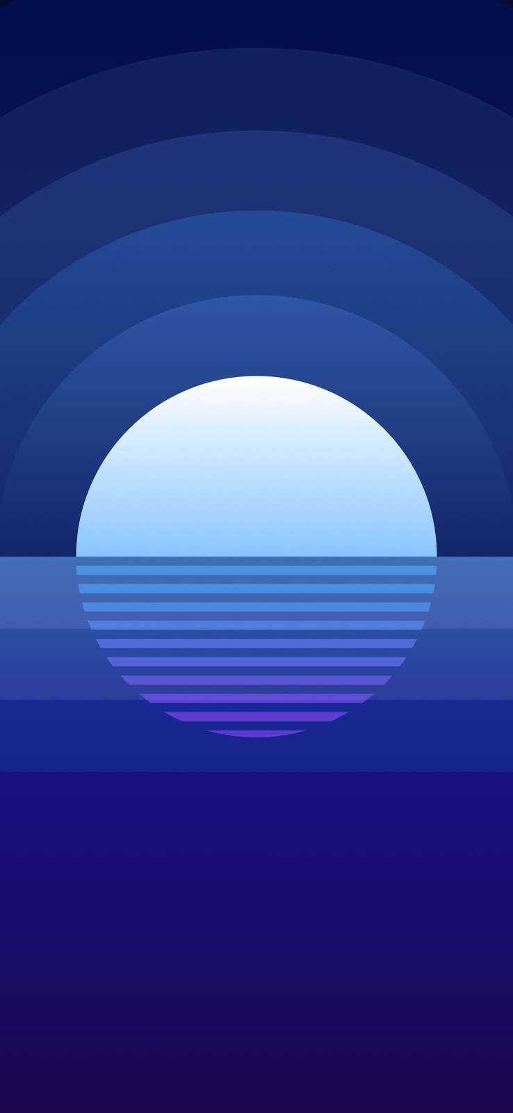 moon minimalist
