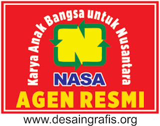 Logo NASA - Natural Nusantara cdr