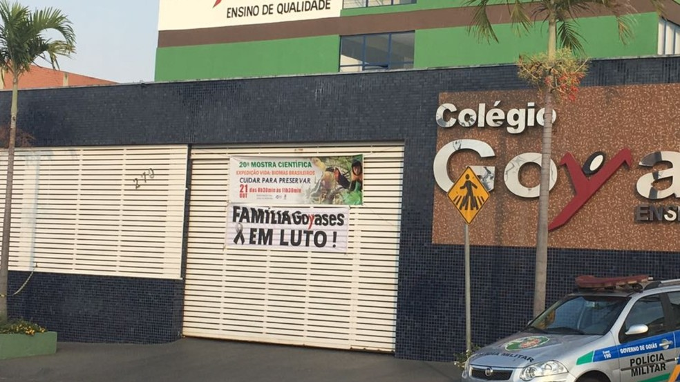 Menor que atirou contra colegas em Goiânia vai para centro de internação