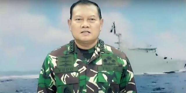 KSAL Yakin Nanggala-402 Tenggelam Bukan Karena Human Error
