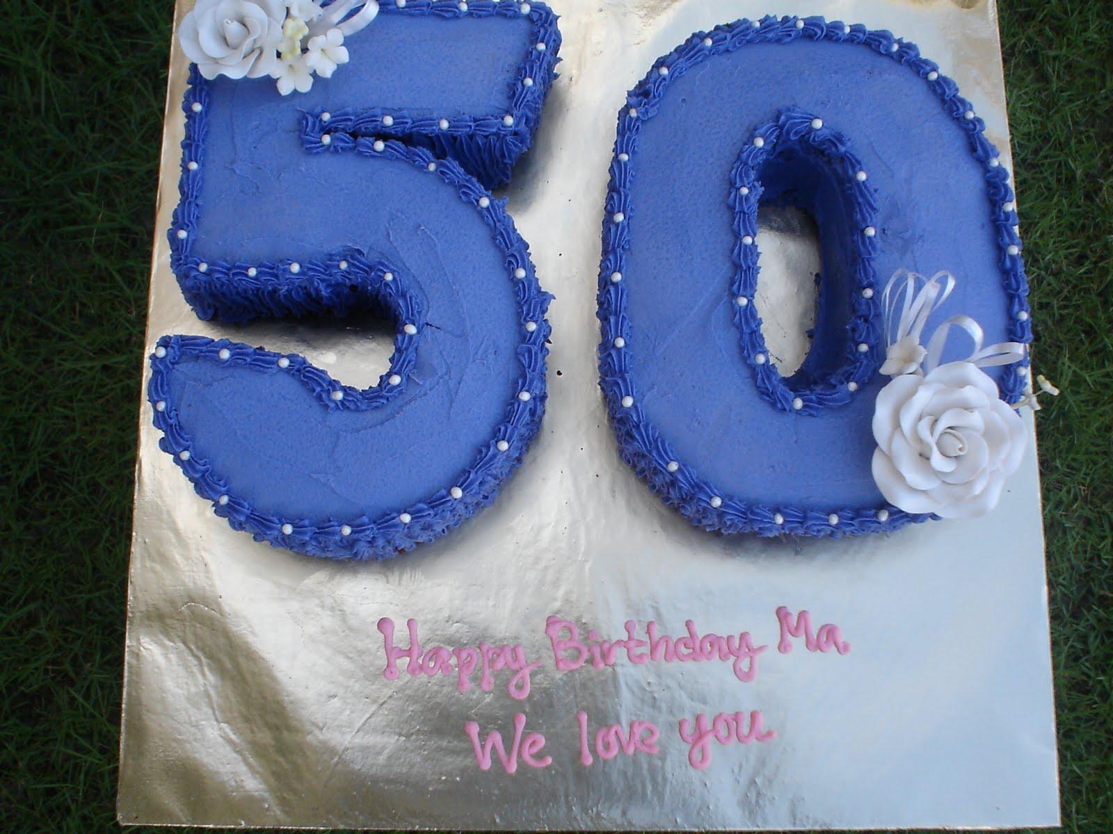Cakesmooch 50th Birthday