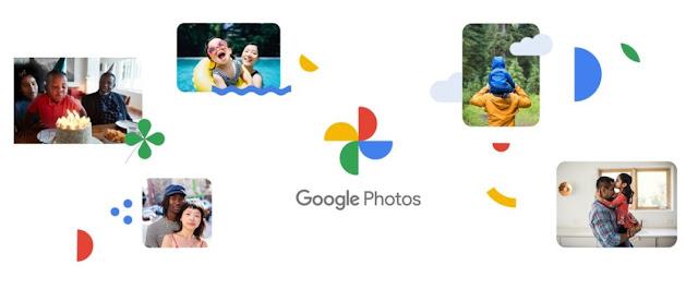 desain baru google photos