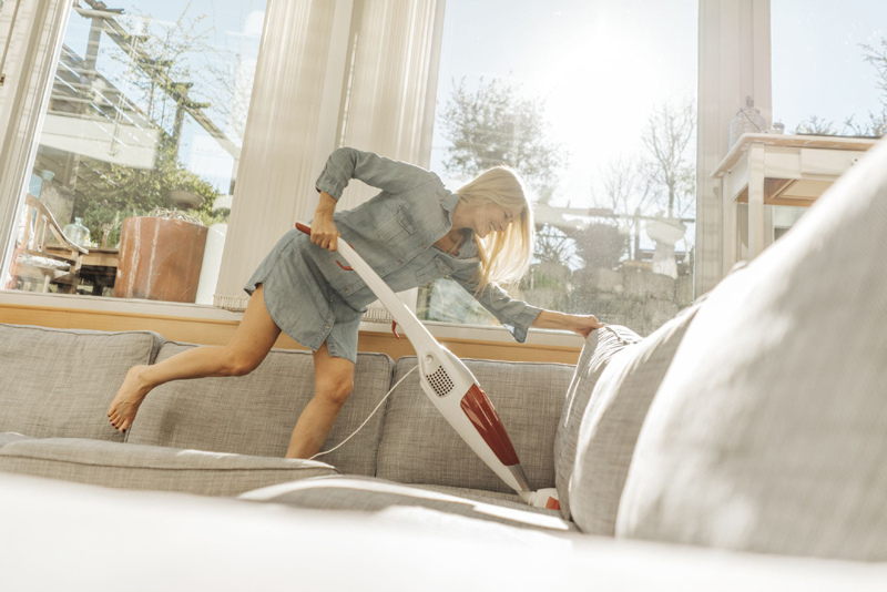 10 Places You Should Vacuum in Your Home