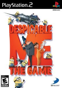 Baixar Despicable Me The Game PS2 Torrent