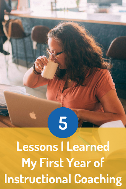 I made a lot of mistakes as a new instructional coach, but I also learned a lot. In this episode of The Coaching Podcast, I share the 5 lessons I learned during my first year of coaching. Listen in as I share tips and resources including how to get a FREE copy of the instructional coaching menu for teachers. #InstructionalCoachingIntroduction #InstructionalCoachingStrategies