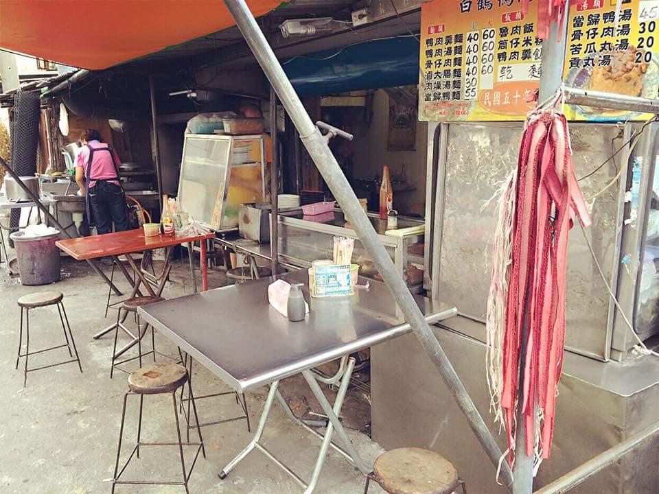 雲林元長《白鶴鴨肉羹》在地推薦老店美食,於民國五十年創立至今