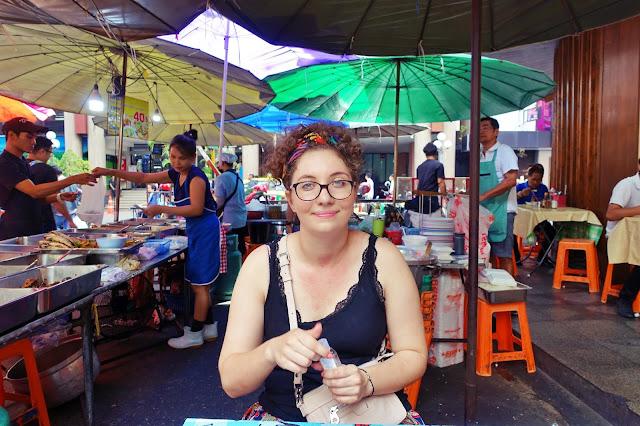 Bangkok i street food - najlepszy makaron Pad Thai za 4 zł