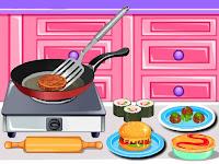 العب طبخ
