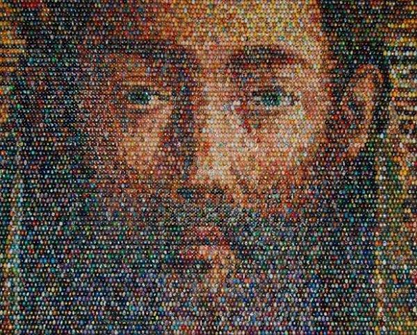 mosaic by Oksana Mas