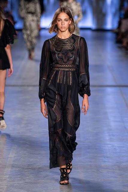 Модное платье весна-лето 2020 22