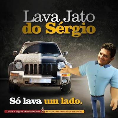 Resultado de imagem para Juiz Sergio Moro subiu no telhado
