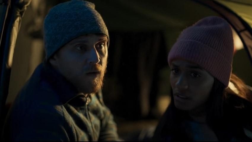 Netflix покажет в феврале шведский триллер «Красная точка» - трейлер внутри