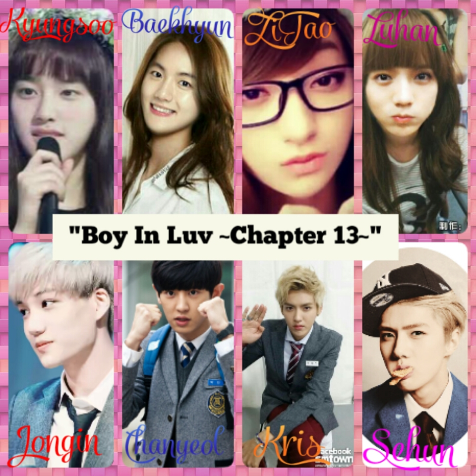 All About Fanfiction EXO Couple