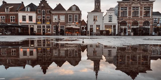 Cursos para intercâmbio na Holanda