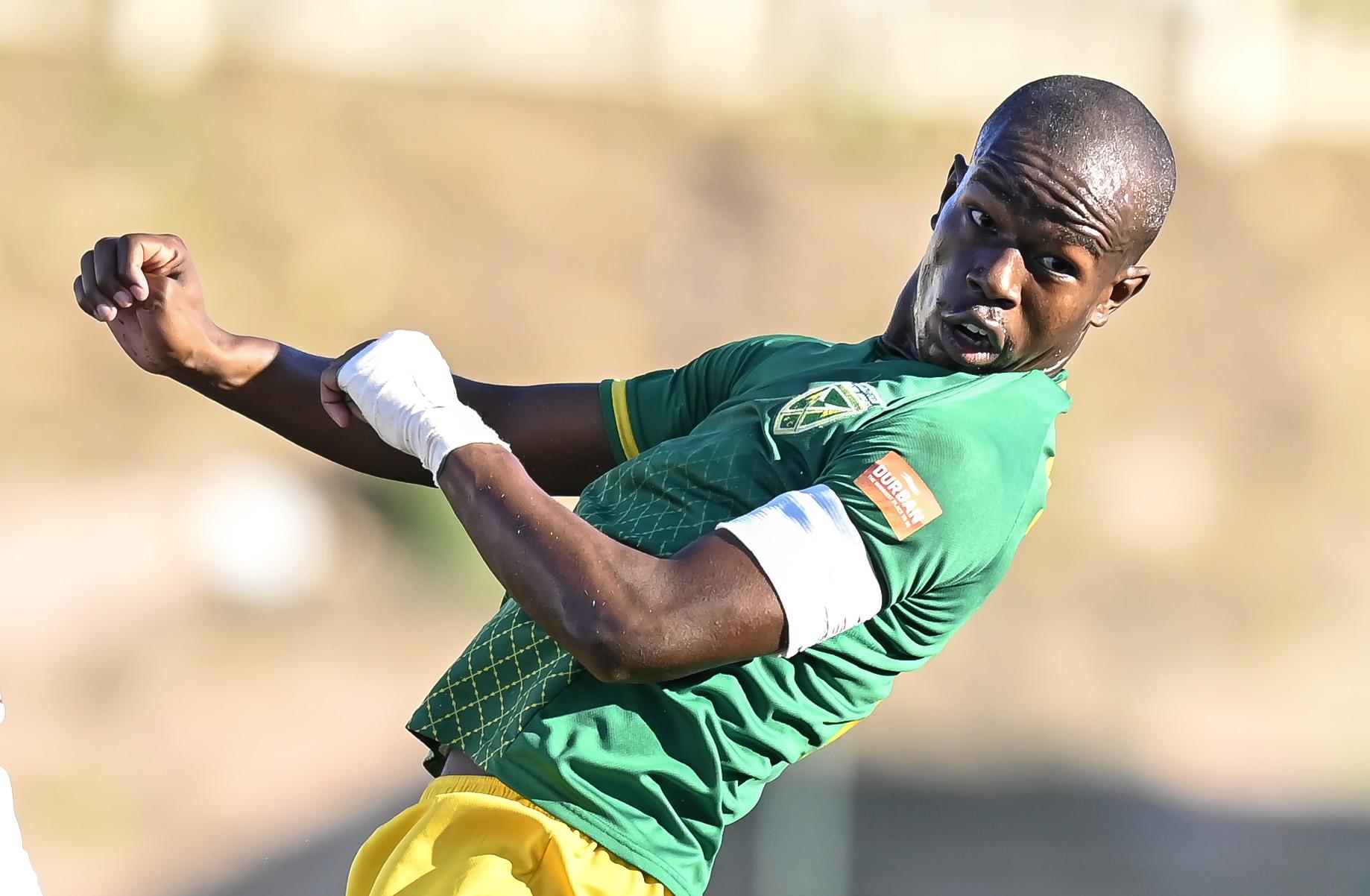 Golden Arrows defender Nkosinathi Sibisi