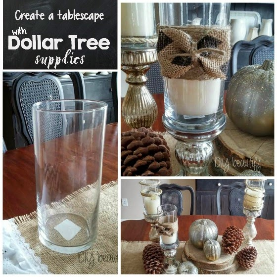 diy dollar store centerpieces dollar tree anniversary celebration and a diy tablescape 10718