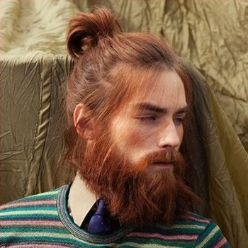 model rambut pria wajah bulat 2018