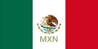 Forex chart : 1 CAD to MXN, CAD/MXN, 1 MXN to CAD, MXN/CAD, Canadian Dollar Mexican Peso exchange rate Live chart