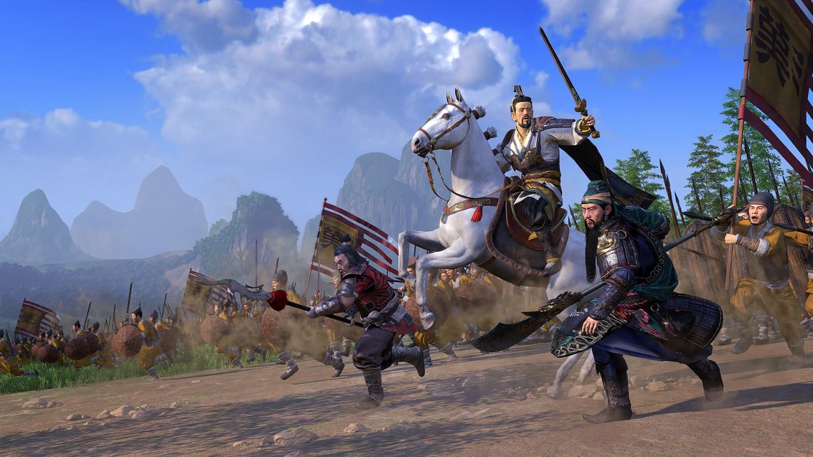 Total War Three Kingdoms PC ESPAÑOL (CODEX) 8