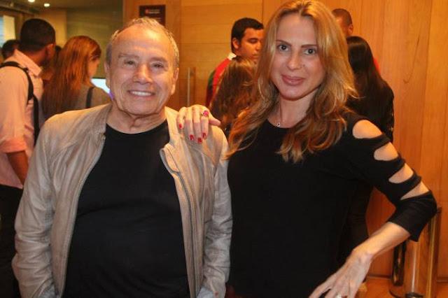 Esposa de Stênio Garcia está em coma após cirurgia