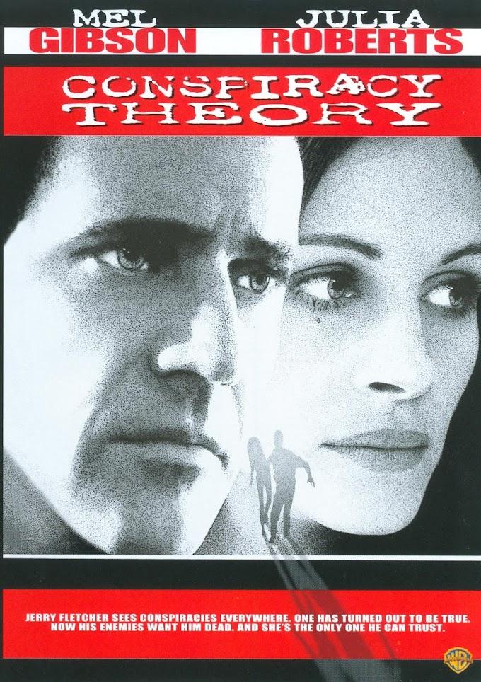 THE VAMPIRE JESUS SUNDAY NIGHT MOVIE! TONIGHT'S FEATURE: CONSPIRACY THEORY (1997)