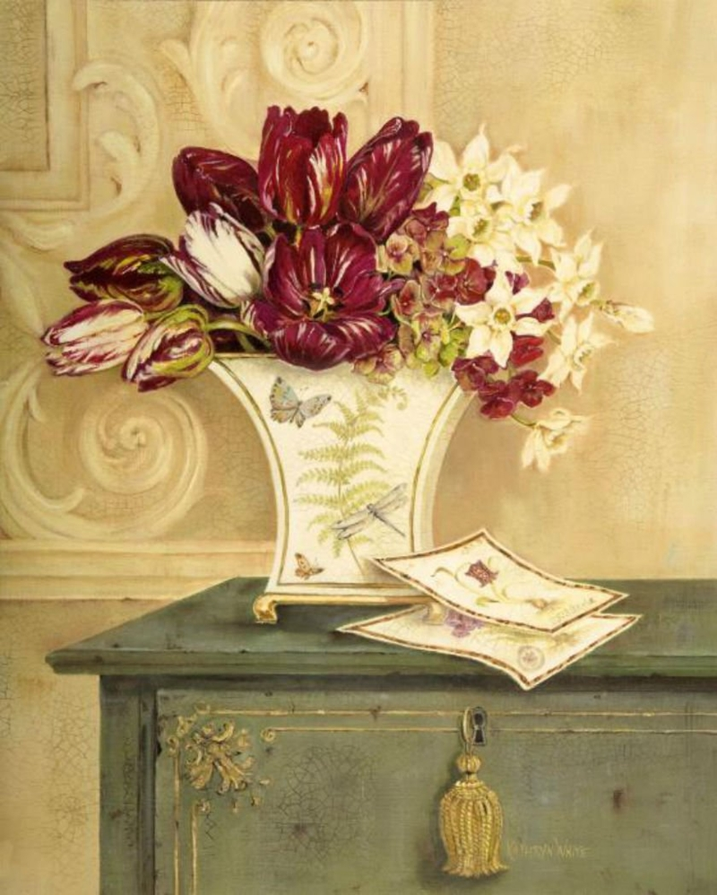 Kathryn White | British Decorative painter