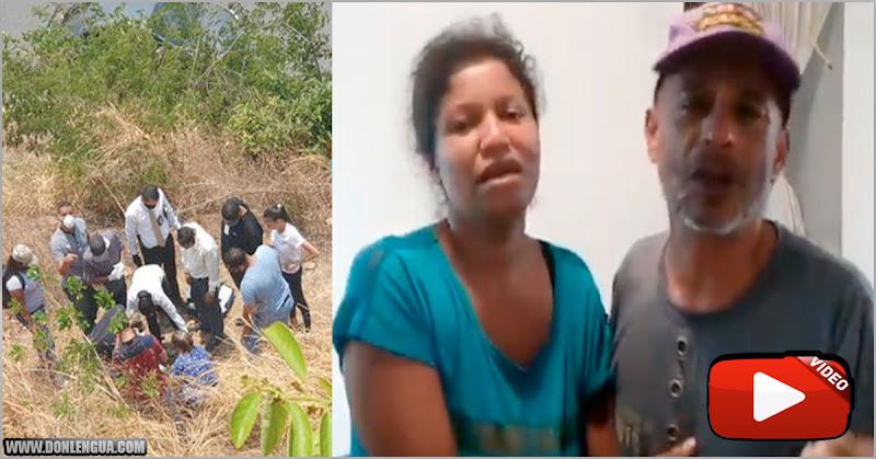 Confesaron el asesinato de su bebé luego de denunciar que lo habían secuestrado