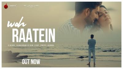Woh Raatein Lyrics - Aabhimanyu Kak, Anmol Daniel | VidPlaystatus.xyz