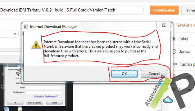 download serial number idm bagas31