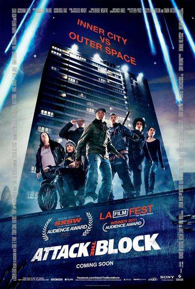Ataque Extraterrestre [Attack The Block] 2011 BRRip 720p HD Español Latino Descargar