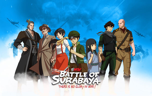 Battle of Surabaya (2015) 240p 360p 480p 720p