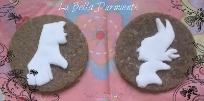 Galletas Decoradas La Bella Durmiente