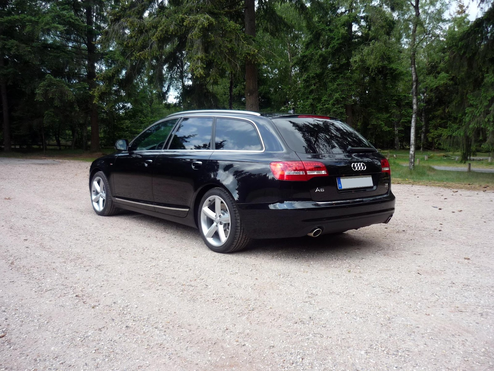A Small Picture Update In The Al Audi A6 4f Pictures Of An 2017 3 0 Tdi Avant S Line Have Been Added This Particular Has