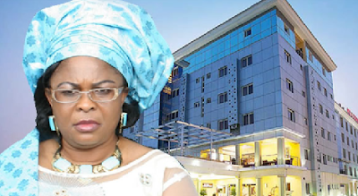 Court Orders Interim Forfeiture Of Patience Jonathan's Abuja Houses
