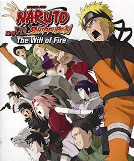 Download Naruto Shippuuden Movie 3 : The Will of Fire Sub Indo