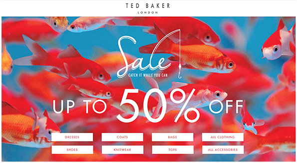 Ted Baker Sale