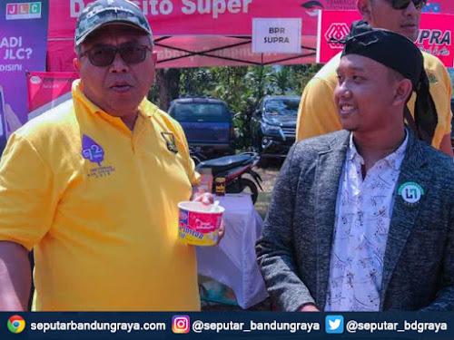 HUT Koperasi 2019 di Kabupaten Sukabumi