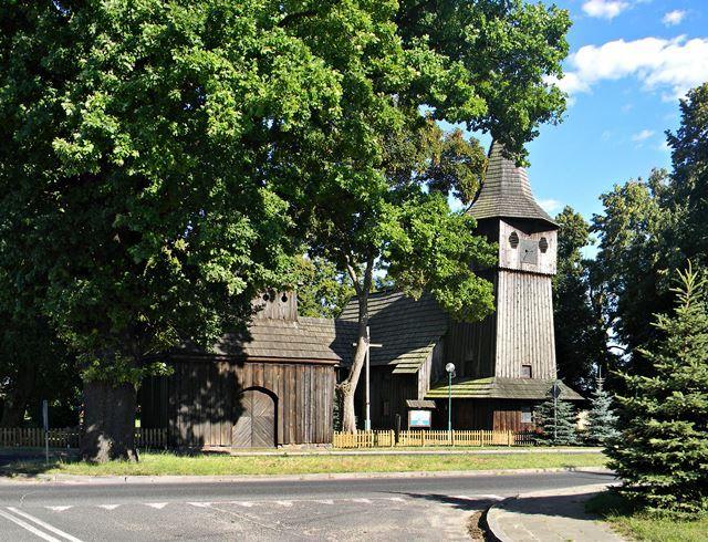 świątynia, drewniany, droga, kapliczka