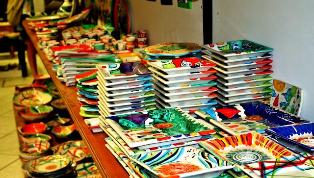 ceramiche, colori, posa cenere