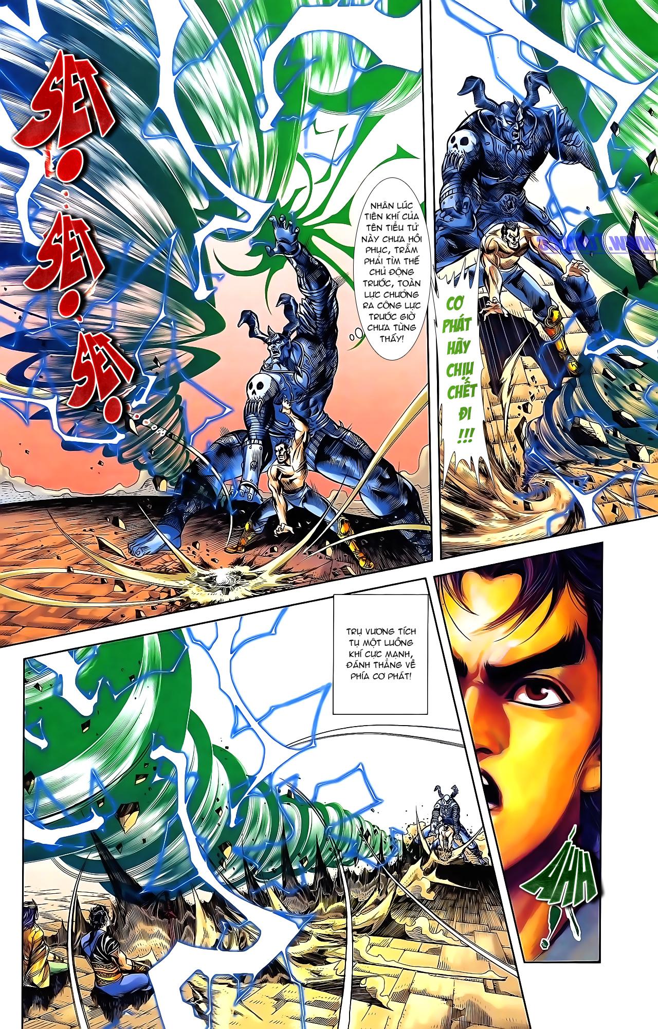 Cơ Phát Khai Chu Bản chapter 162 trang 6