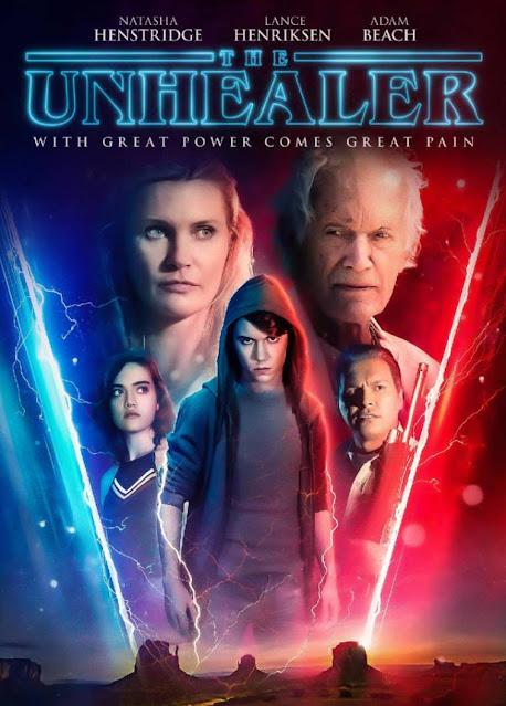 'The Unhealer': Póster y Tráiler oficial del thriller sobrenatural de Martin Guigui