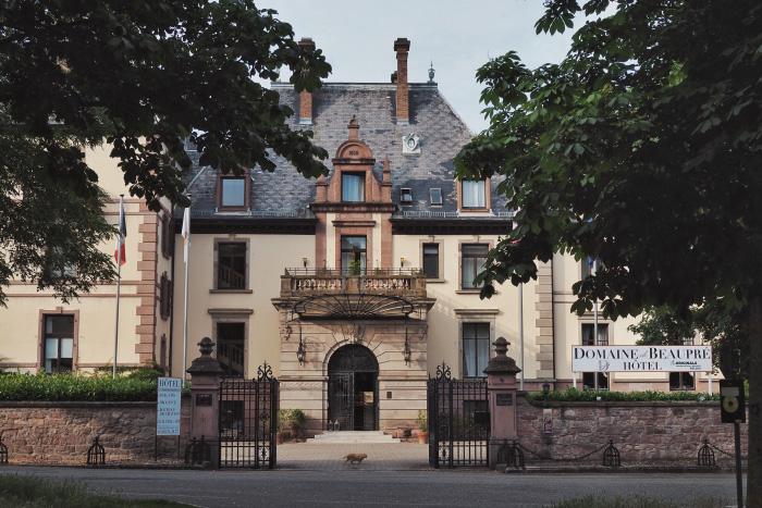 Domaine de Beaupré, hôtel à Guebwiller