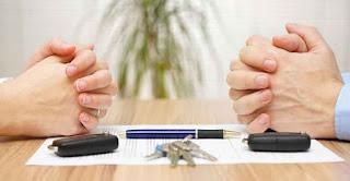 Abogado de divorcio express ante Notario