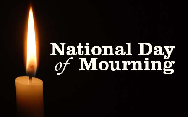 National Day of Mourning Wishes pics free download