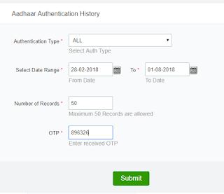 aadhar Check, aadhar Update