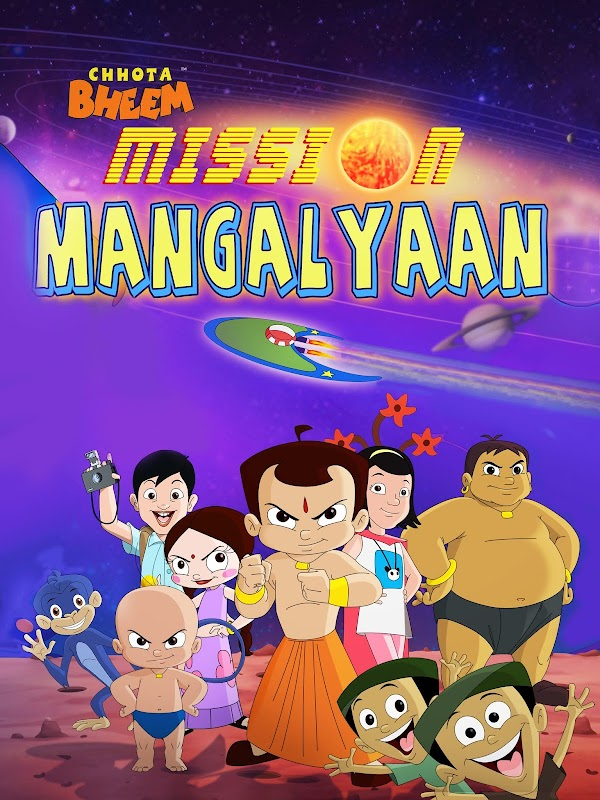 Chhota Bheem In Misson Mangalyaan Full Movie In Tamil (FIRST ON NET)