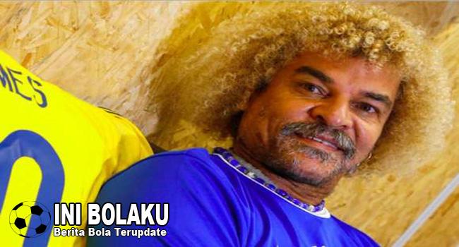 Pesona Gaya Rambut Carlos Valderrama Sang Legenda Piala Dunia