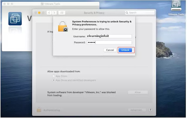 vm tools on mac